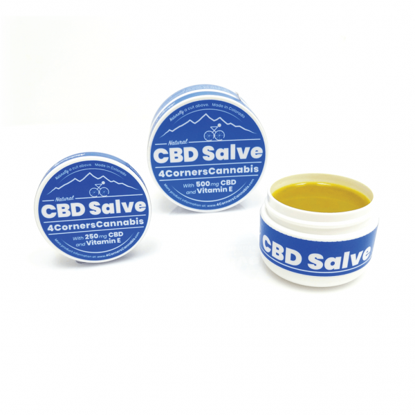 4 Corners Cannabis CBD Salves