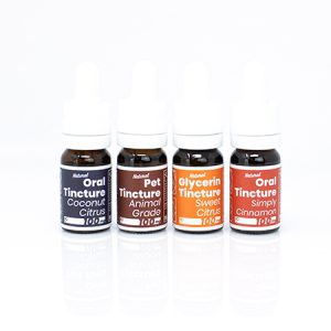 4 Corners Cannabis Tincture Flight Bundle