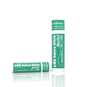 4 Corners Cannabis CBD and Menthol Salve Sticks
