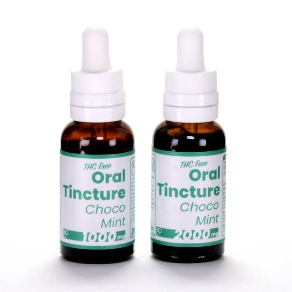Choco Mint Oil Tincture