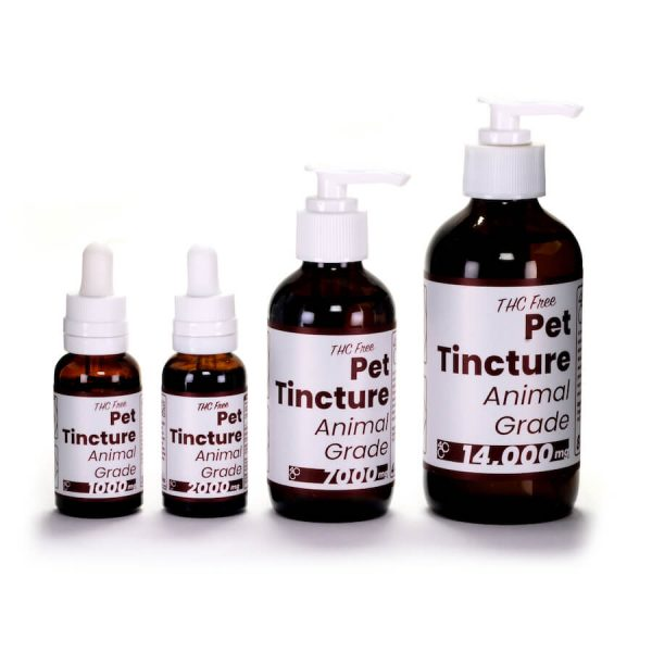 thc free pet tincture