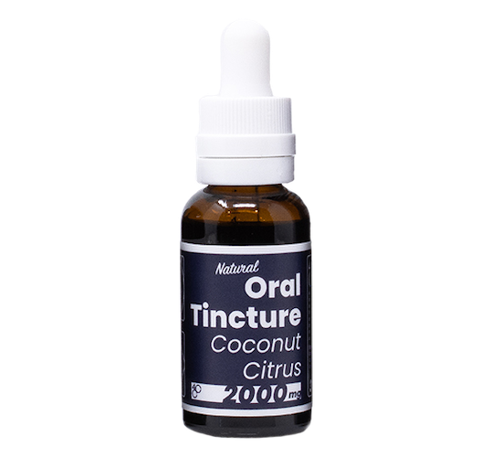 simply cinnamon oral tincture